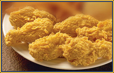 Popeye's Style Fried Chicken